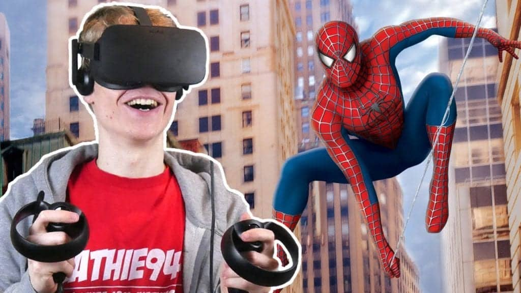 Spiderman VR: A Game To Play